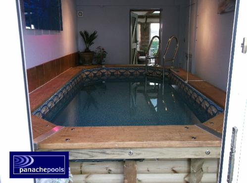 bespoke exercise pool