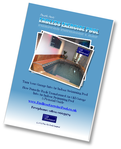Click Here To See How We Fitted A Swimming Pool In An Old Garage